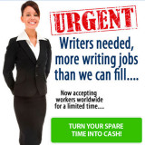 TURN YOUR SPARE TIME INTO CASH! – Real Writing Job